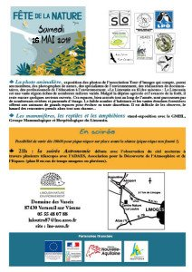 flyer fête de la nature 20182